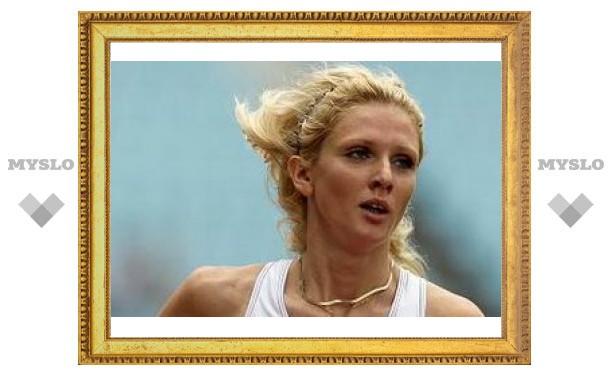 Российской легкоатлетке приснилась собственная дисквалификация