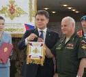 Владимира Груздева наградили медалью «За трудовую доблесть»