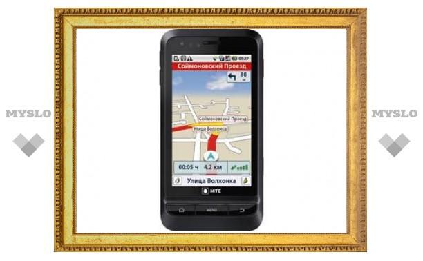 Cмартфон с поддержкой системы ГЛОНАСС поступил в продажу