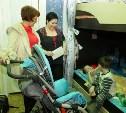 Семья Груздевых подарила тулячке инвалидную коляску