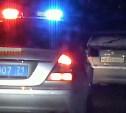 Погоню за пьяным водителем BMW в Алексине снял видеорегистратор гаишников