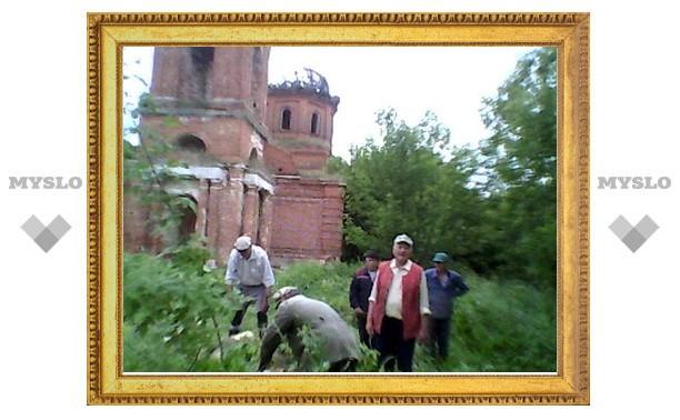 В Ленинском районе восстановят старинный храм