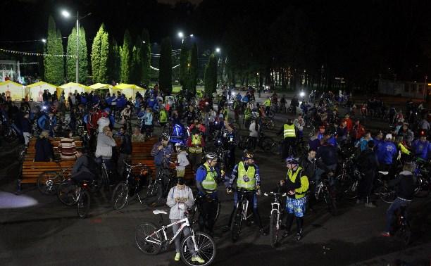 Туляки и гости города готовы к «Велоночи»