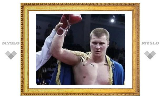 Александр Поветкин отправил Тауруса Сайкса в нокаут