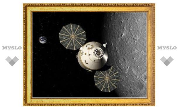 """Отвергнутый космический корабль """"Орион"""" отправят на астероид"""