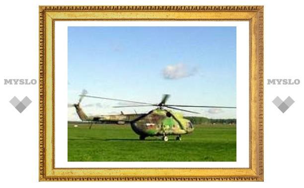 В Корякии пропал вертолет Ми-8