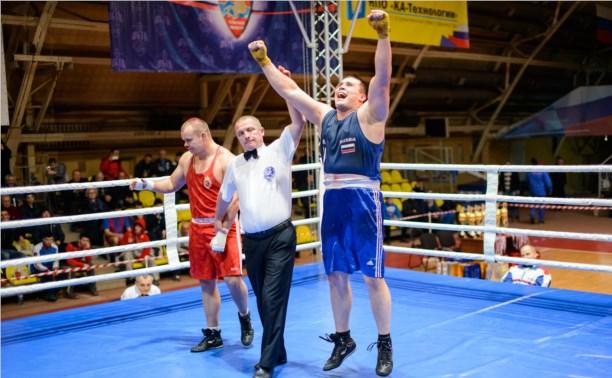 Тульские боксёры завоевали 12 медалей на домашнем Гран-при