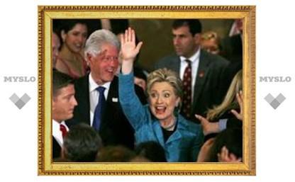 Клинтон опережает Обаму в Пенсильвании на 10%