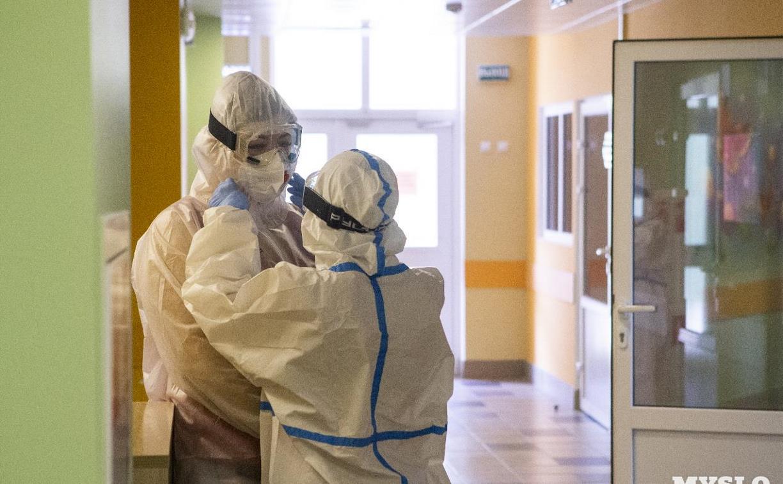 Статистика по ковиду за сутки: в Тульской области 140 случаев заболевания и 9 смертей