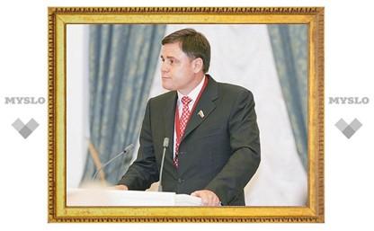 Семья нового губернатора будет жить в Туле