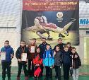 Тульские борцы завоевали медали на всероссийских соревнованиях