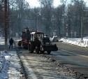С улиц Тулы вывезли более 26,5 тысяч кубометров снега