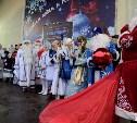 В центральном парке Тулы пройдет Битва Дедов Морозов