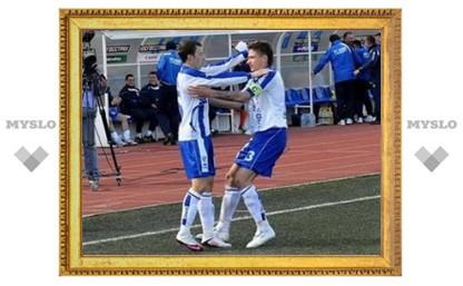 """""""Сибирь"""" выбила кипрский клуб из Лиги Европы"""