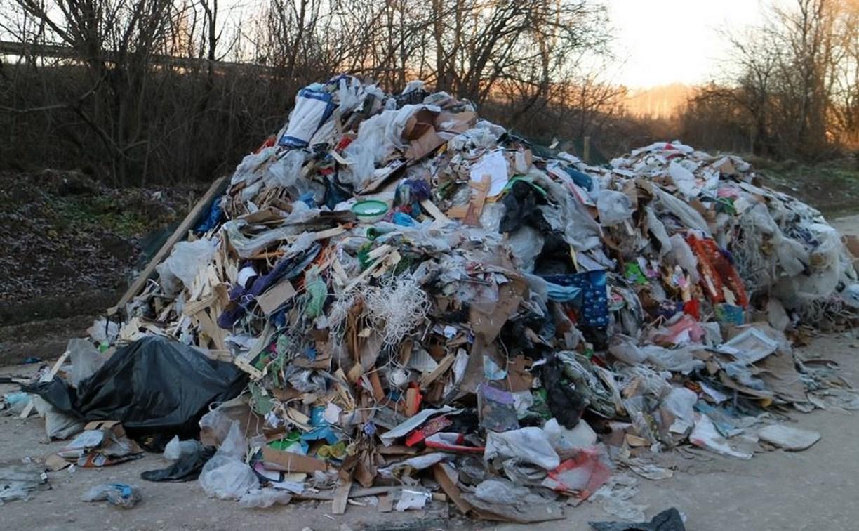 Экологи бьют тревогу: в Тульскую область вывозят мусор из подмосковных супермаркетов
