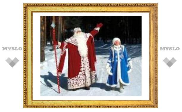 Туляки смогут получить подарки от Деда Мороза
