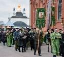 В Белеве после реставрации открылся Свято-Введенский Макариевский Жабынский мужской монастырь