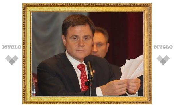 Владимир Груздев 15 октября приедет в Плавск
