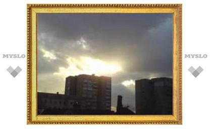 В Туле утром +8