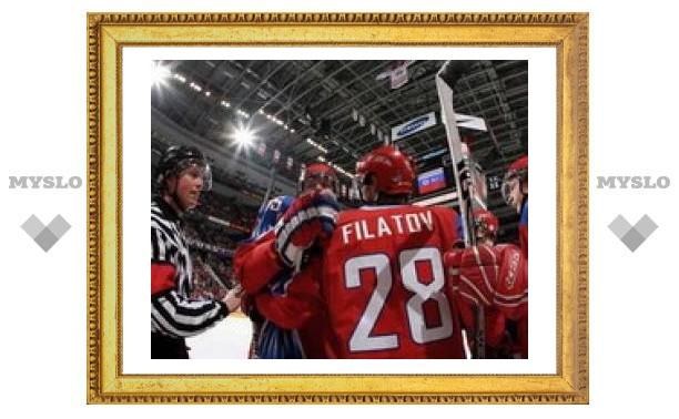 На чемпионате мира по хоккею молодежная сборная России взяла бронзу