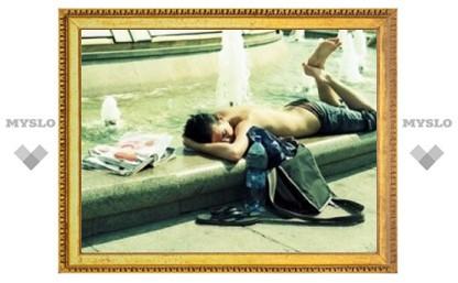 В Туле зафиксирован самый жаркий день года