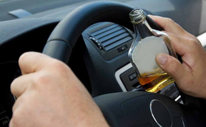 За выходные в Тульской области поймали 48 пьяных водителей