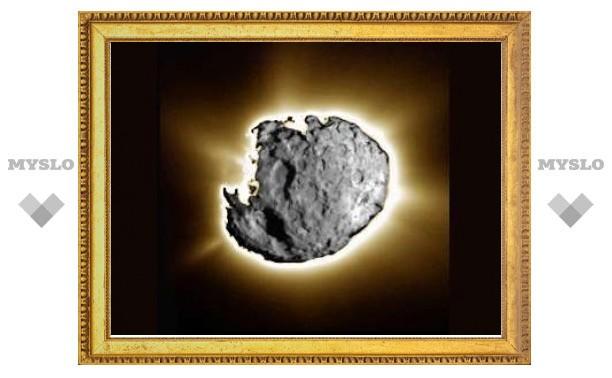 Кометы раскрыли свое жидкое прошлое