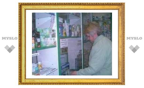 Тульских льготников обеспечат лекарствами