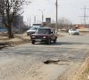 На прошлой неделе в Туле отремонтировали три участка дорог