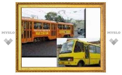 Депутаты Тулы приняли транспортную программу