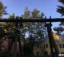 Жителям Косой Горы установят новую детскую площадку