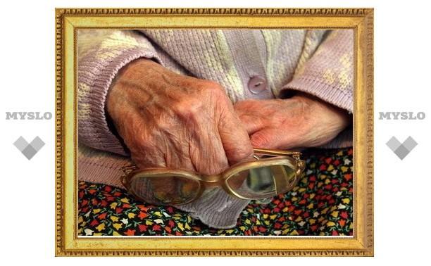 Под Тулой мошенница обманула 85-летнюю пенсионерку