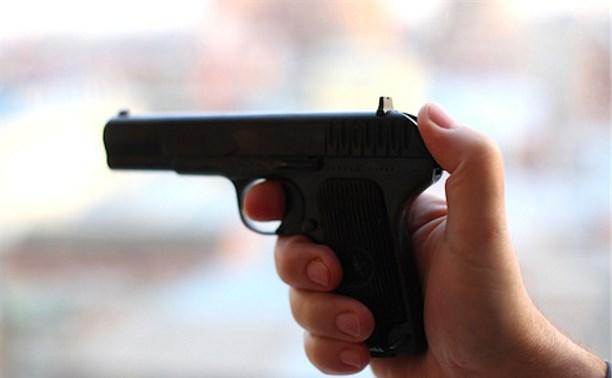 Тульский Кулибин незаконно собирал дома пистолеты