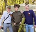 День Победы в Центральном парке: военкомат, тыл, госпиталь и школа диверсантов