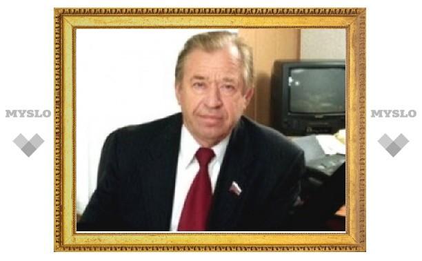 Василий Стародубцев будет похоронен под Тулой в селе Спасском
