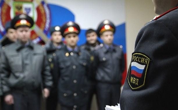 В Алексине в результате ДТП пострадал сотрудник полиции