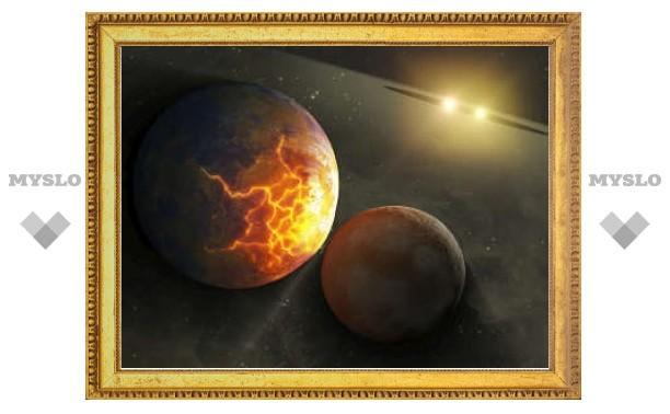 Двойные звезды заподозрили в уничтожении своих планет