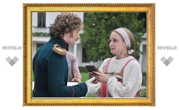 В Туле снимут фильм о войне 1812 года