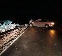 Под Болохово в результате ДТП пострадал водитель ВАЗа
