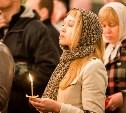 Пасхальное богослужение в Туле: Фоторепортаж Myslo