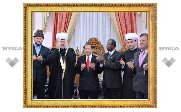 Послы мусульманских стран осудили терроризм