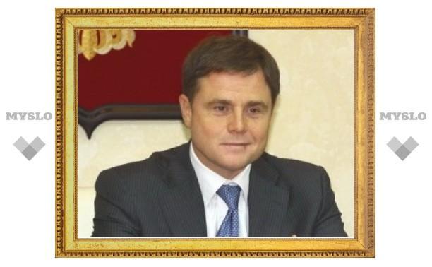 29 ноября Владимир Груздев посетит сразу два района Тульской области