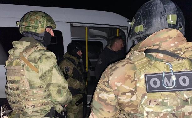 В Тульской области мужчина устроил стрельбу по охотникам и полицейским