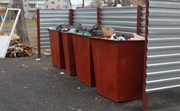 Поднимать платежи за коммуналку из-за мусора не будут