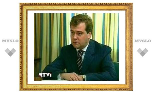 В Барнауле расследуют покушение на Дмитрия Медведева