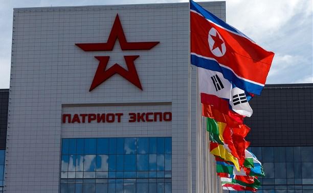 Тульский музей оружия принимает участие в Международном военно-техническом форуме