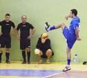 В Лиге любителей футбола прошли матчи четырнадцатого тура