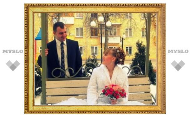 """В конкурсе """"Самая красивая пара молодоженов"""" новый победитель!"""