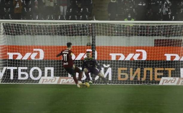 Комиссия РФС о пенальти в ворота «Арсенала»: арбитр принял верное решение