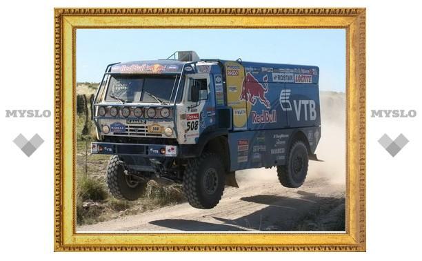 Лучшие гонщики Дакара приезжают в Тульскую область